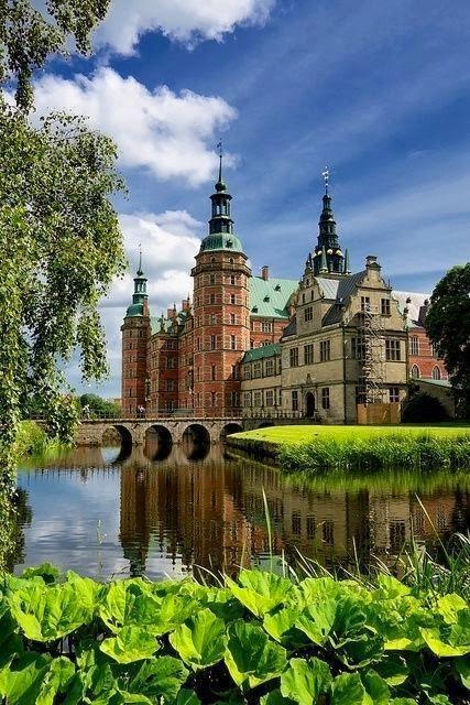 Fredericksburg Palace,Denmark