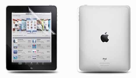 Laminating iPad