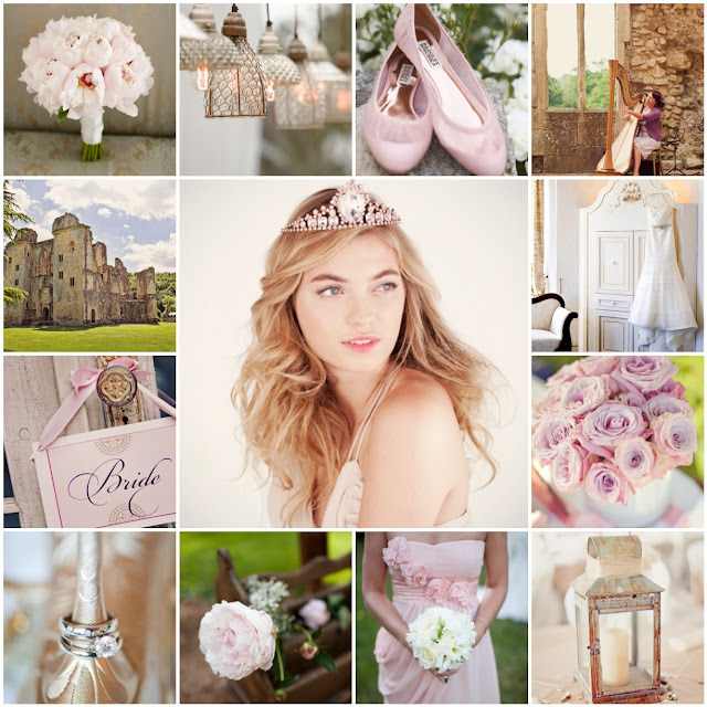 sleeping beauty inspired wedding