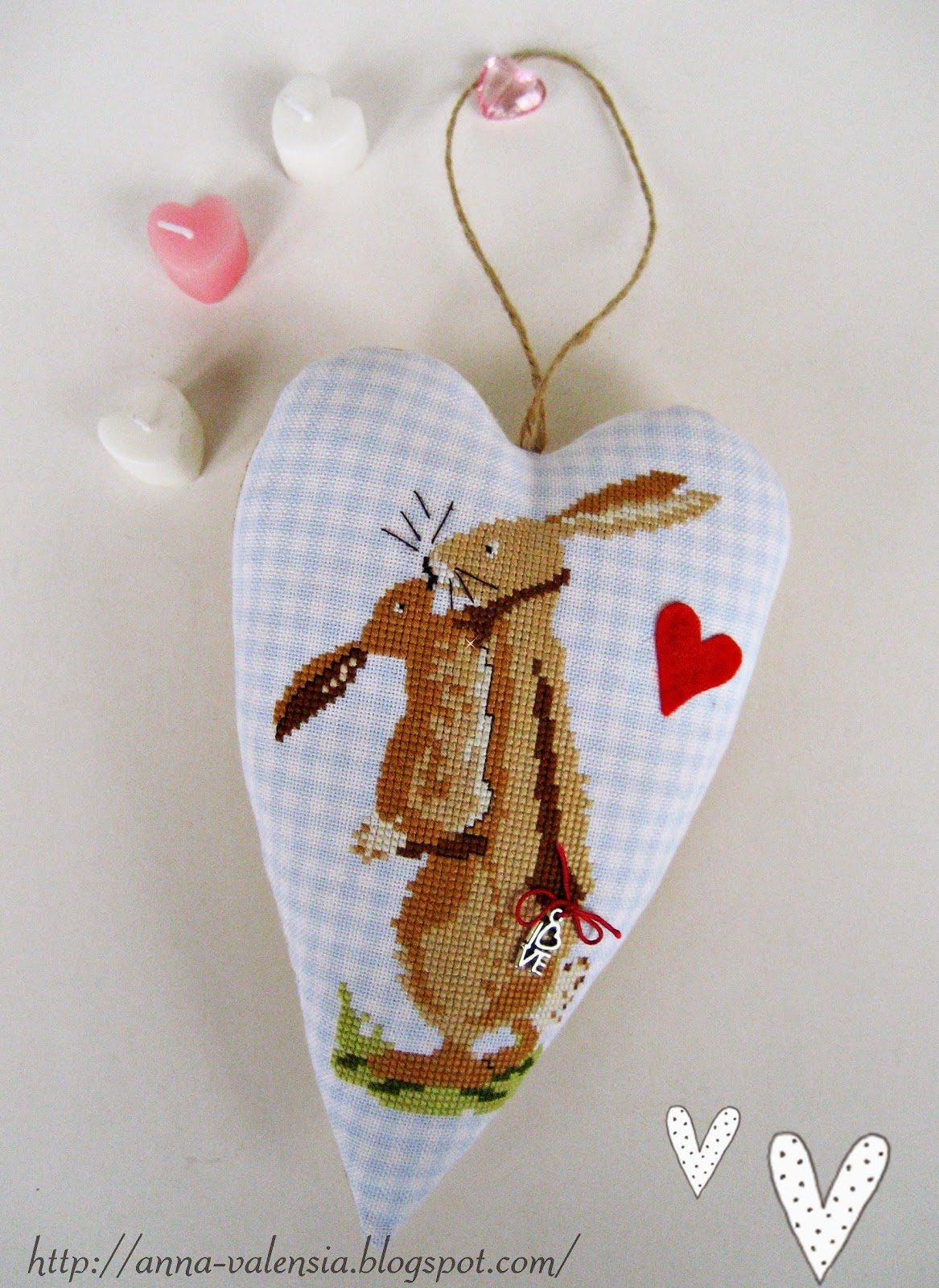 Christiane Dahlbeck, зайцы