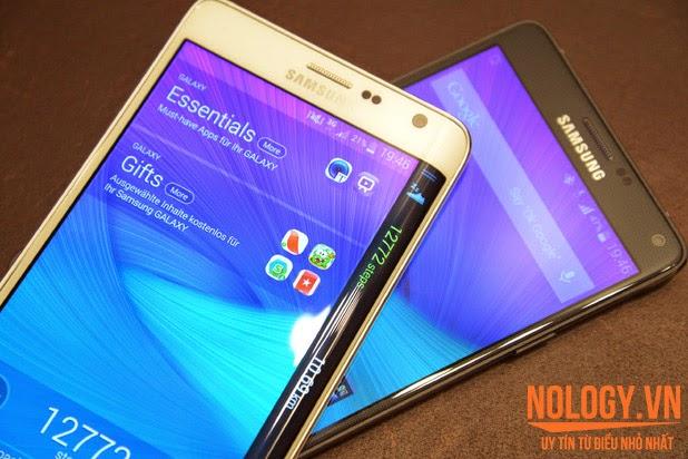 Samsung galaxy note edge nhật bản