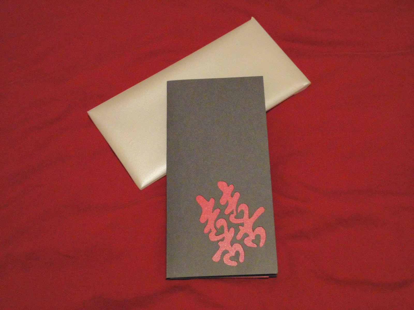 Swansia\'s Imagination: My Wedding Invitation