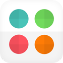 Dots: A Game About Connecting App iTunes App Icon Logo By Betaworks One - FreeApps.ws