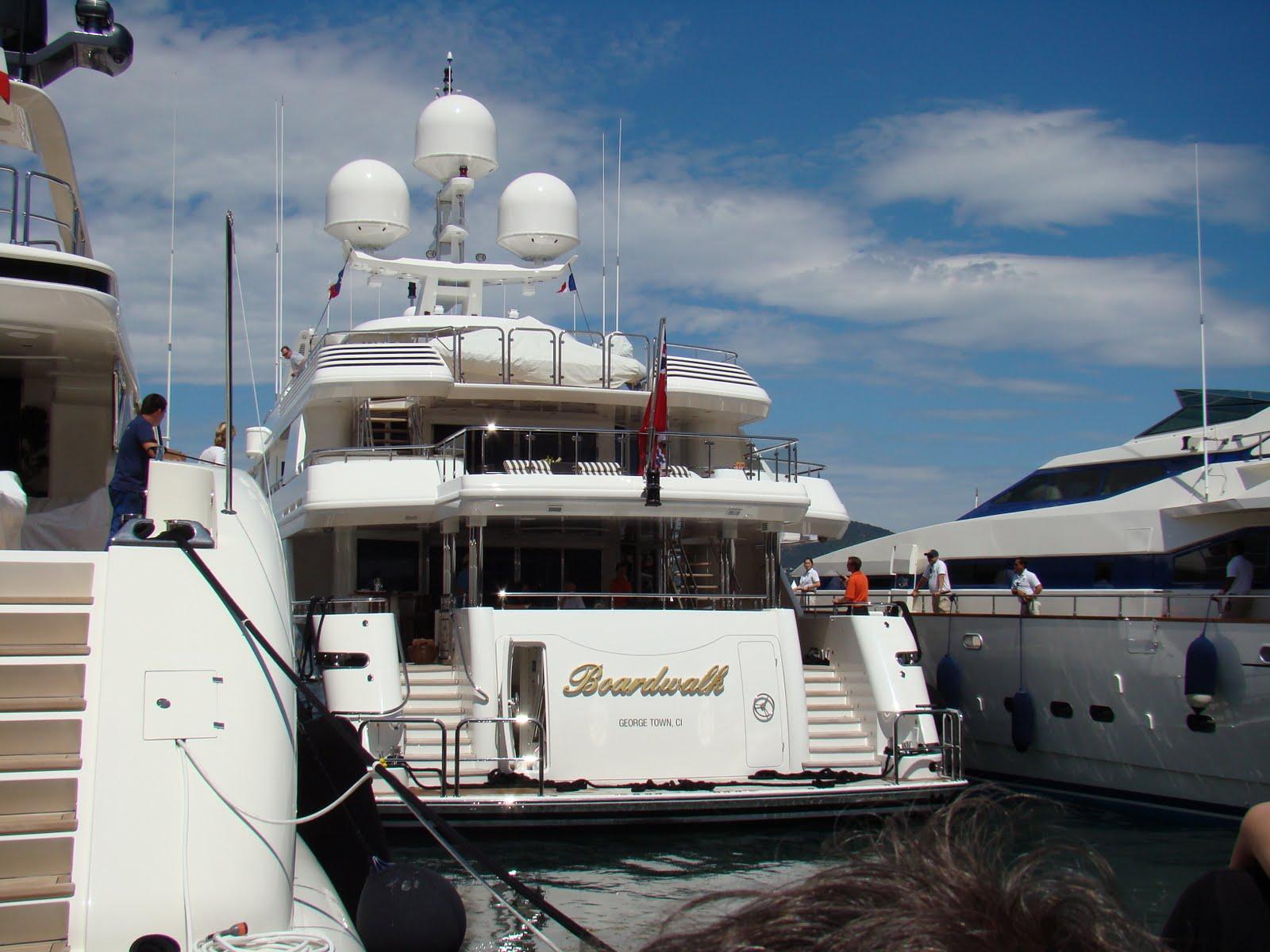 Motor Yacht Boardwalk