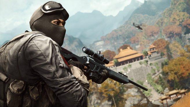 Novidades do mês de janeiro para Battlefield 4