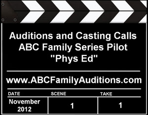 ABC Family Phys Ed Auditions Casting Calls