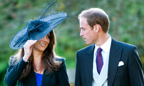 prince williams st andrews university. Prince William Kate Middleton