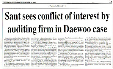 27 - John Dalli and the Daewoo Scandal