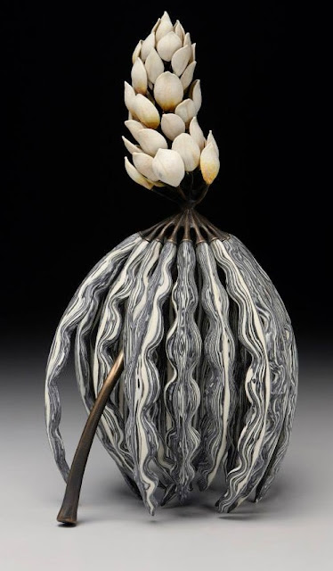 ceramic artwork by Michael Sherill
