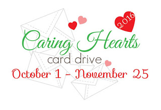 Caring Hearts Christmas Card Drive