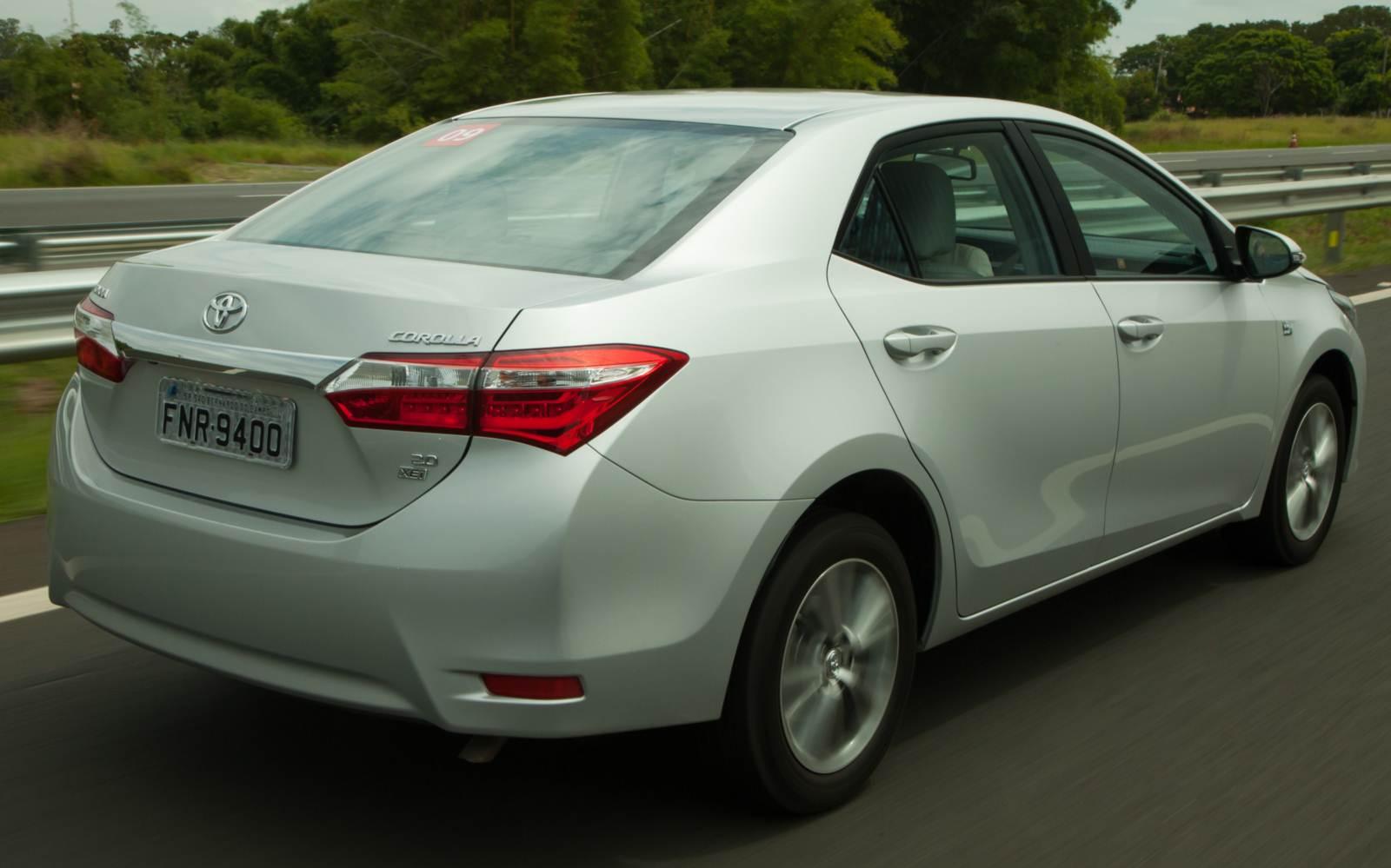Novo Toyota Corolla 2015 V 237 Deo Oficial De Apresenta 231 227 O