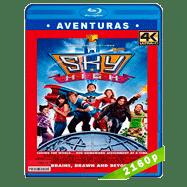 Súper escuela de héroes (2005) 4K Audio Dual Latino-Ingles