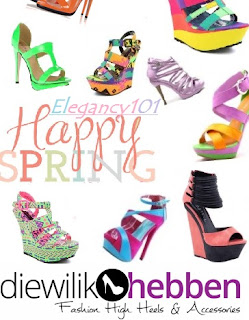 BUY SPRING SHOES AT DIEWILIKHEBBEN.COM - CLICK!