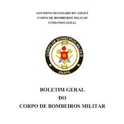 BG's de INCLUSÃO DE TURMAS DO CBMAP