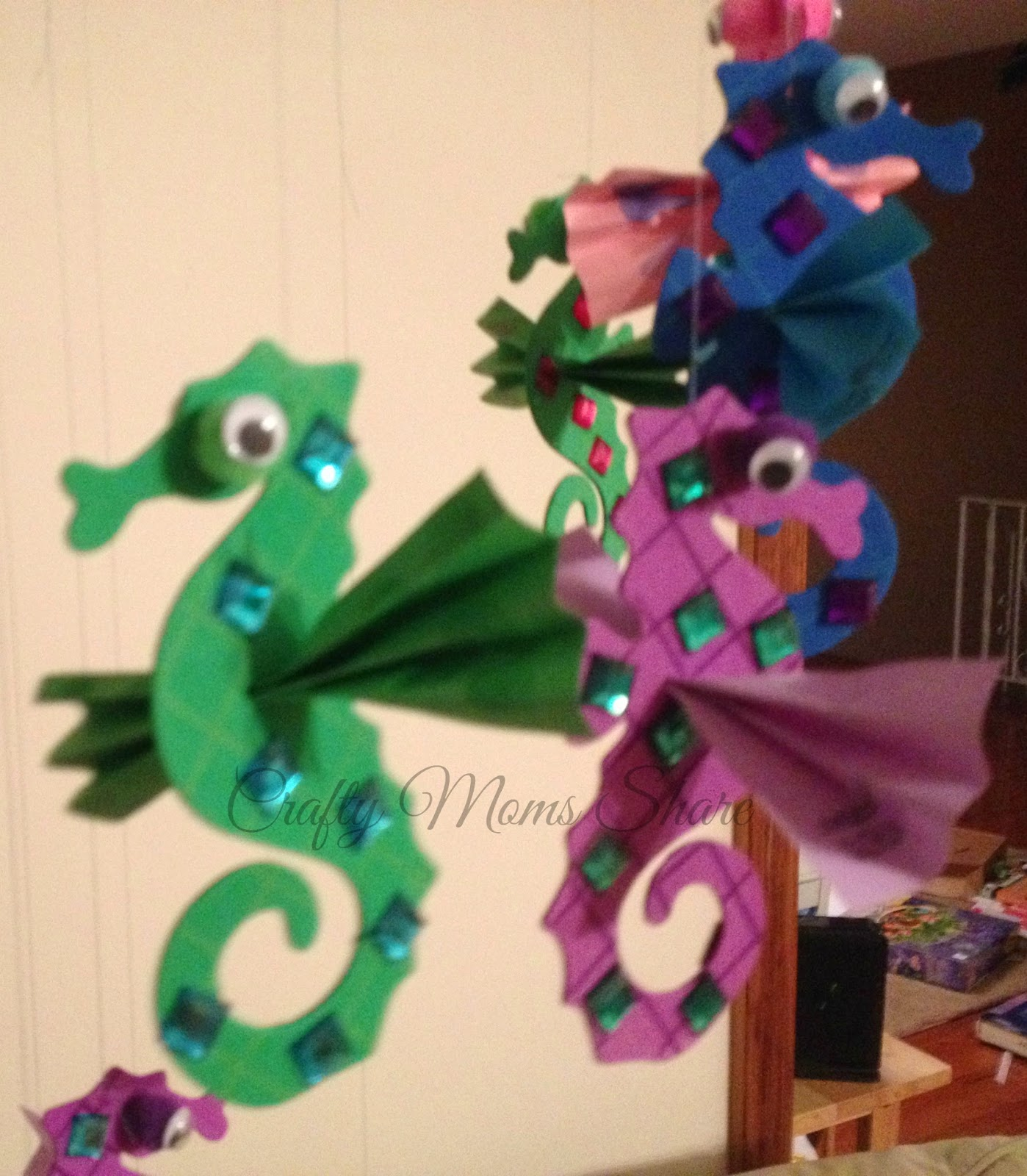 Crafty Moms Share: Virtual Book Club for Kids: Mister Seahorse by ...
