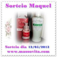 Sorteio Maquel