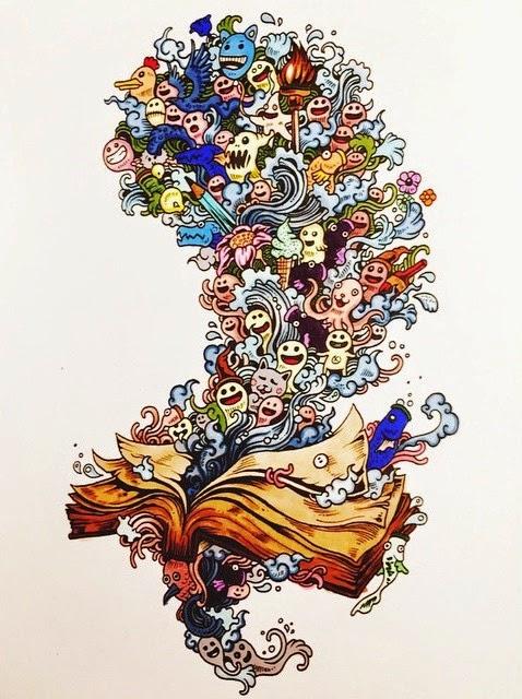 Book Review Keliling Dunia Buku Mewarnai Untuk Semua Umur