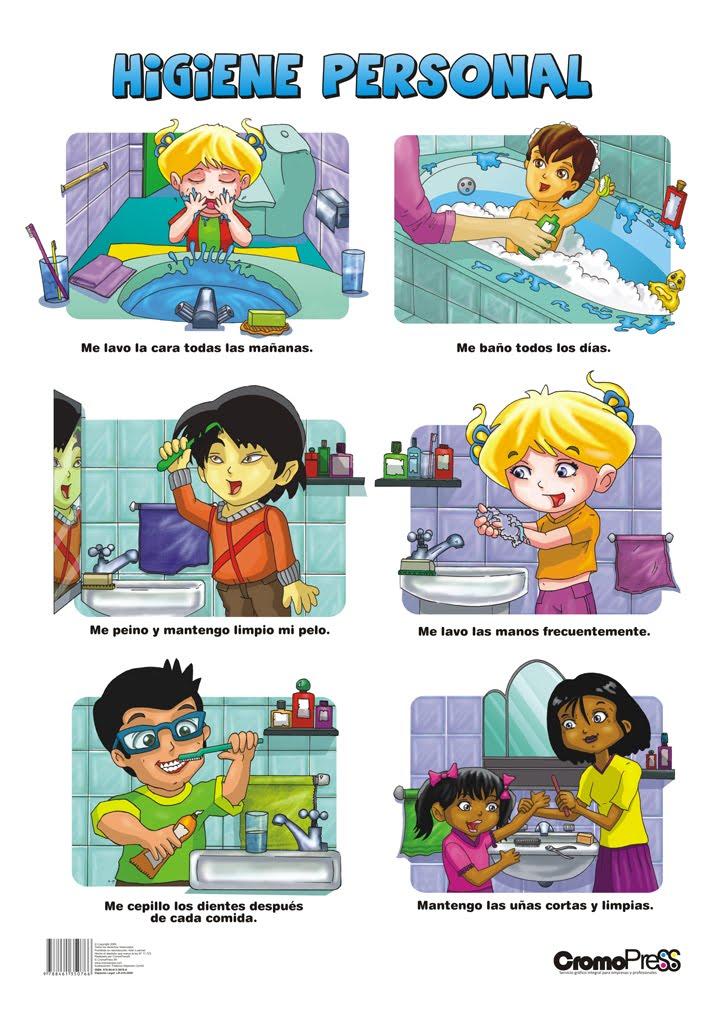 Cuidado de la salud bienvenidos al blog for Cartel comedor infantil