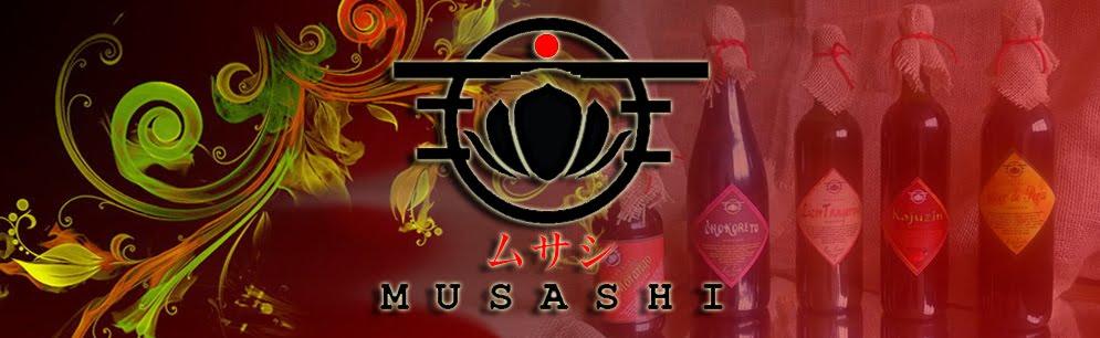 LICOR MUSASHI - O Licor da Sorte!