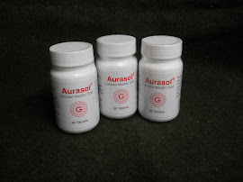 Aurasol  Gold supplement - $44