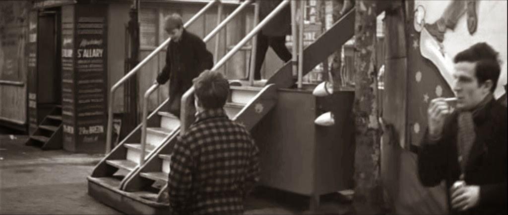 Франсуа Трюффо 400 ударов камео Трюффо