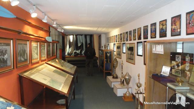 Museu do Futebol - Montevidéu, Uruguai
