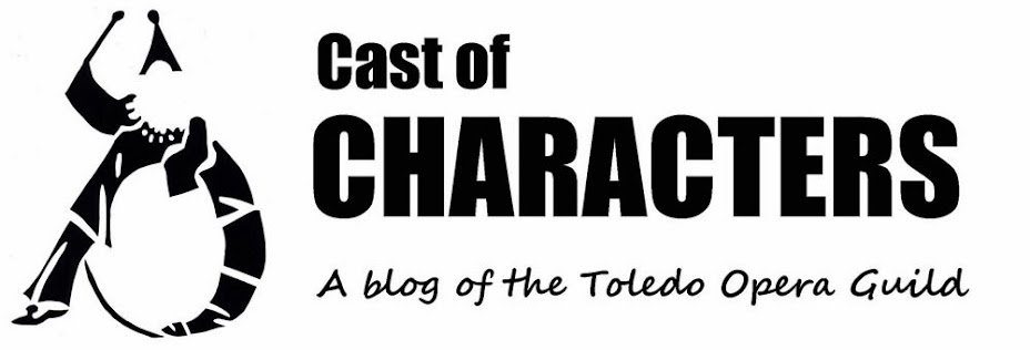 Cast of Characters: Toledo Opera Guild