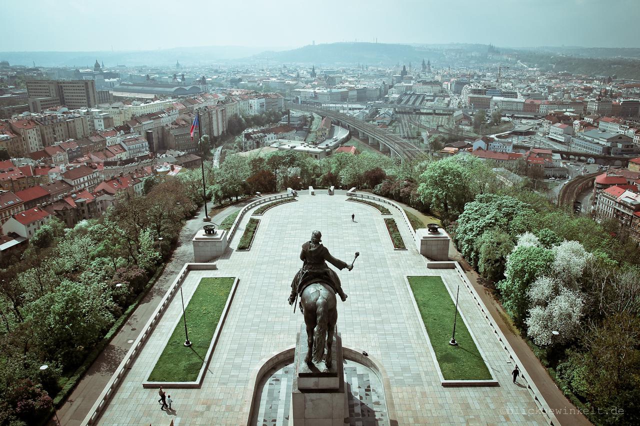 Vitkov-Monument, Prag