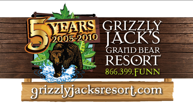 Grizzly jacks coupons