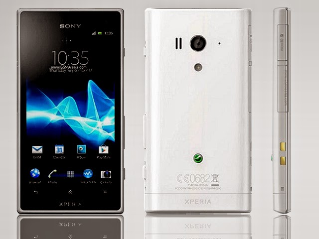 Sony,Sony Xperia,Sony Xperia Acro S LT26W