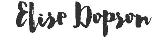 Elise Dopson | A Beauty & Design Blog