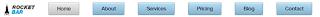 jQuery And CSS3 Persistent Navigation Menu