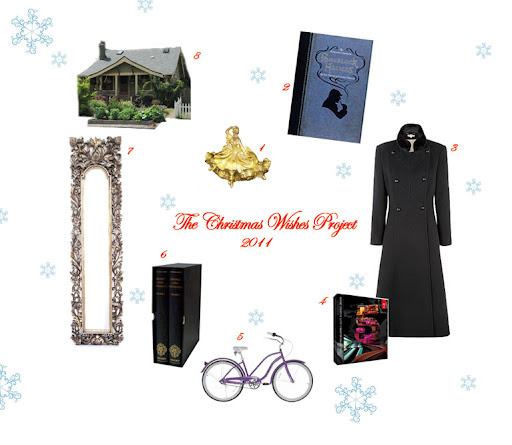 Christmas Wishlist 2011