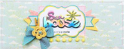 Скрапстудия Sun House