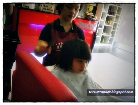 Lil Aireen Wif Her New Hairstyle!