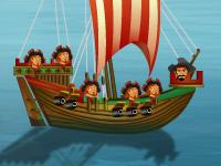 Korsanlar Ölüm Yolu Oyunu