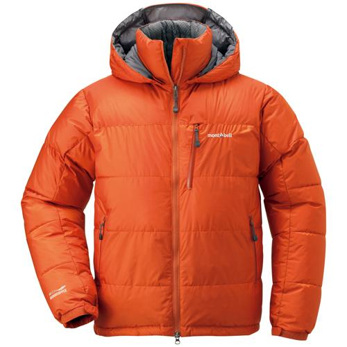 Montbell guide jacket