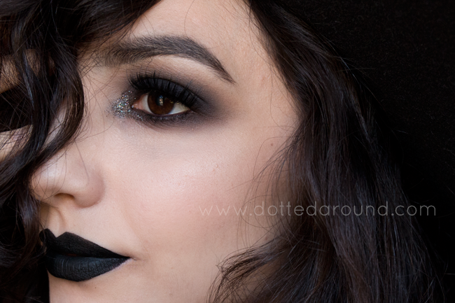 lime crime black velvet