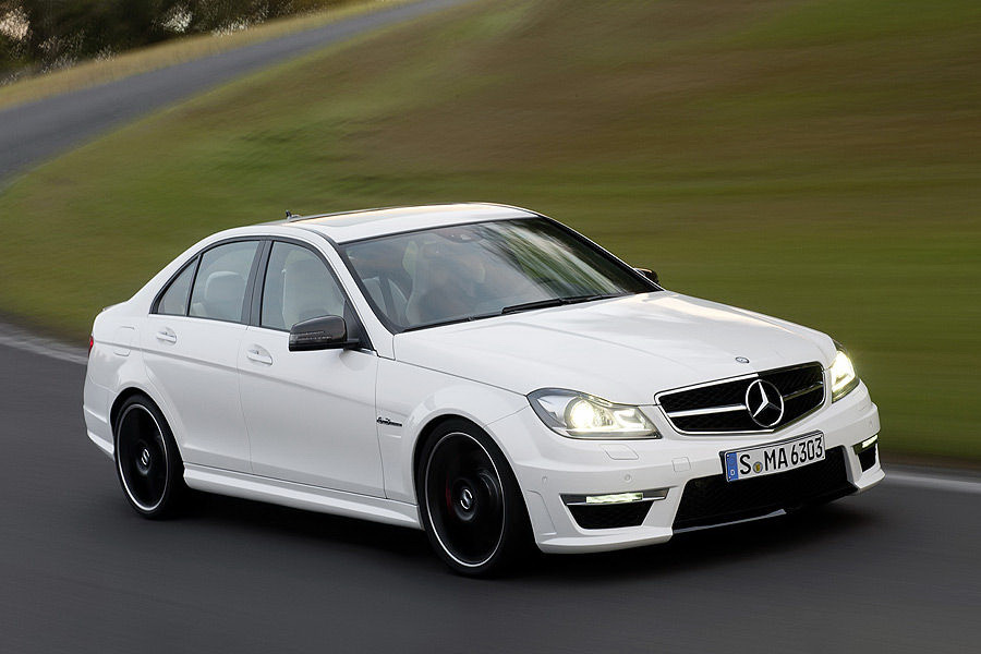 2012 mercedes c63 amg spec and price