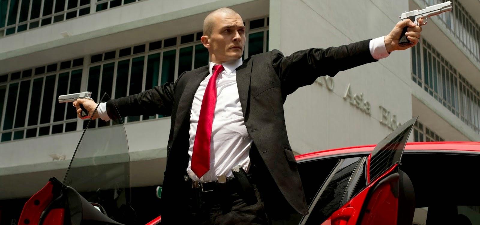 Primeiro trailer de Hitman: Agente 47 está cheio de ação