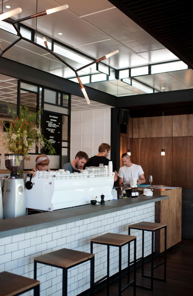 Kaper Design Restaurant Hospitality Design Inspiration Top Paddock Cafe