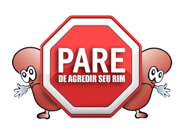"""Sociedade Brasileira de Nefrologia lança campanha """"Pare de Agredir Seu Rim"""". Foto: Divulgação"""