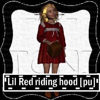 RIDING HOOD CU