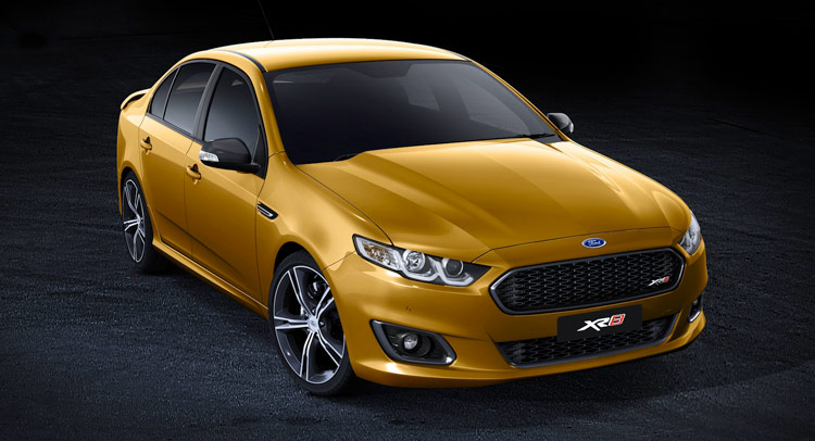 ford australia gives falcon a last hurrah with redesigned. Cars Review. Best American Auto & Cars Review