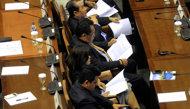 DPR Setujui APBN Perubahan 2013