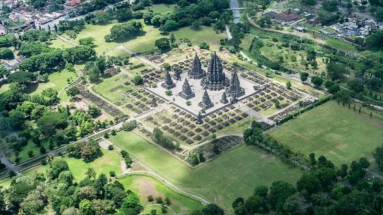 Prambanan Tempel in Indonesien