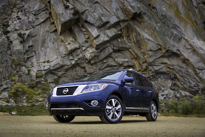 2013 Nissan Pathfinder Release Date, Redesign & Price
