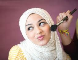 Galery Foto Gadis Cantik Bertundung/Hijab