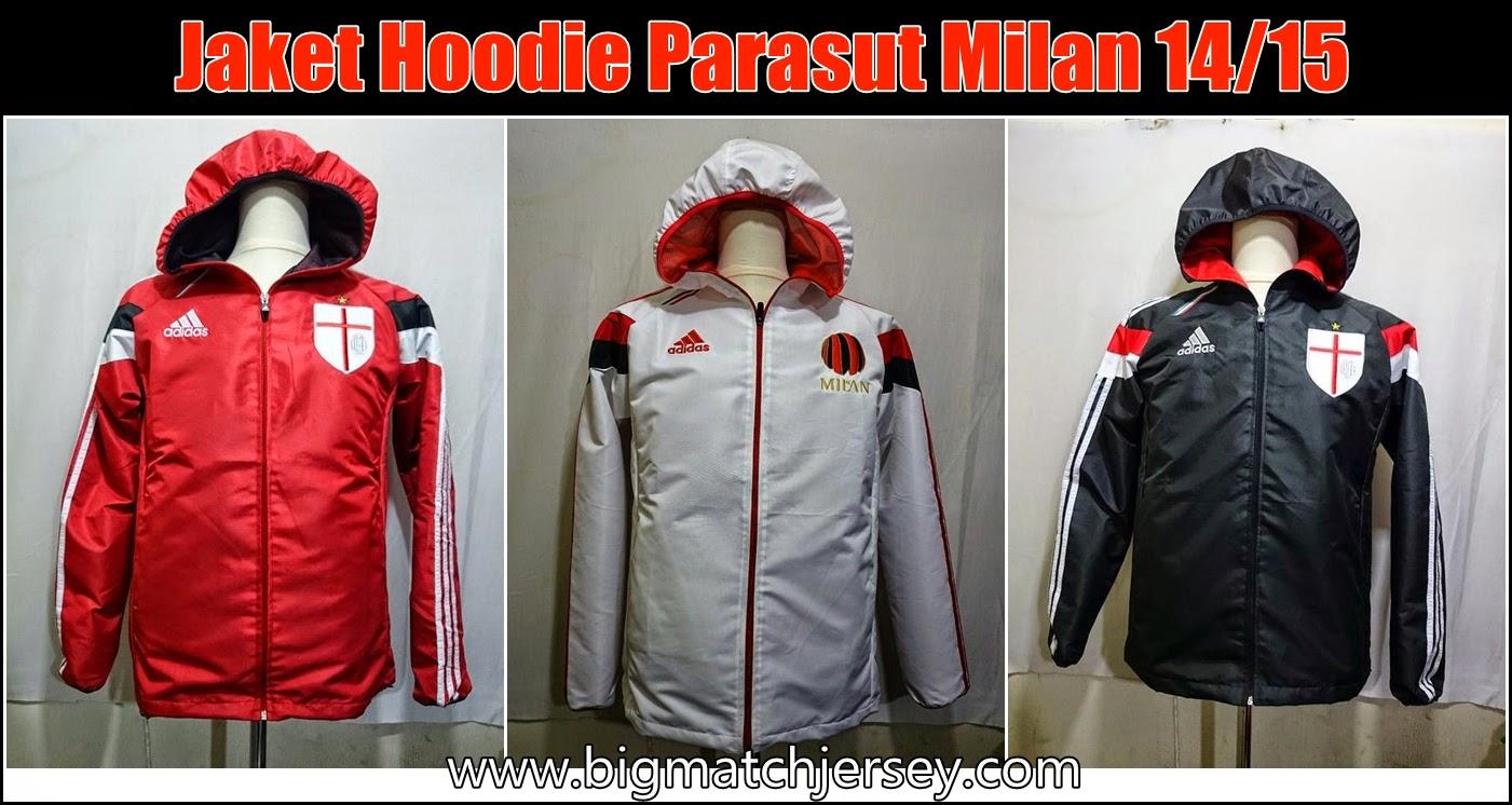 Anthem Jacket Anthem Jacket ac Milan 2014