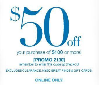 Ny&co coupon code